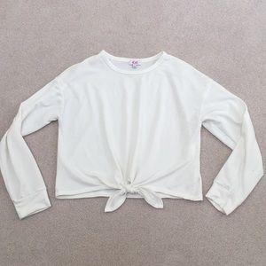 Cali Baby Knot Sweatshirt